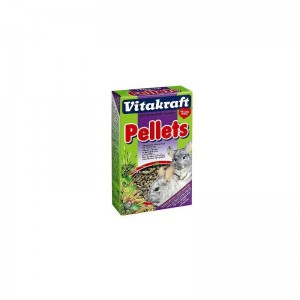 ALIMENTO PARA CHINCHILLAS PELLET 1KG VITAKRAFT