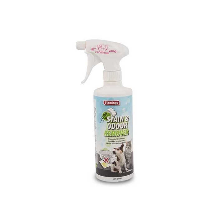 SPRAY ELIMINADOR DE OLORES FLAMINGO