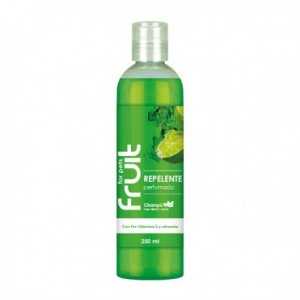 CHAMPU REPELENTE PERFUMADO PARA CACHORROS FRUIT FOR PETS 250 ML