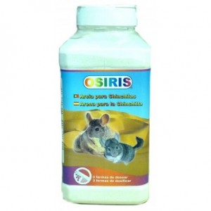 ARENA PARA CHINCHILLAS OSIRIS 2,2 KG
