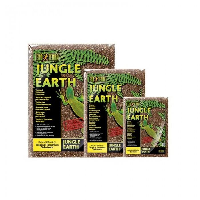 Sustrato Jungle Earth EXO TERRA