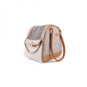 BOLSO TRANSPORTIN STYLISH PARA PERROS Y GATOS