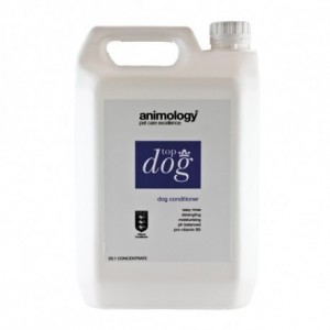 ACONDICIONADOR TOP DOG ANIMOLOGY 5 LITROS