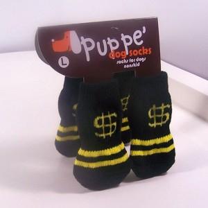 Calcetines antideslizantes para mascotas